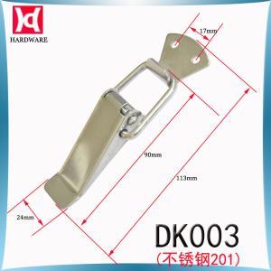 惠鼎 DK003 不锈钢搭扣 锁扣门扣卡扣 五金标准件 厂家直销 可订做