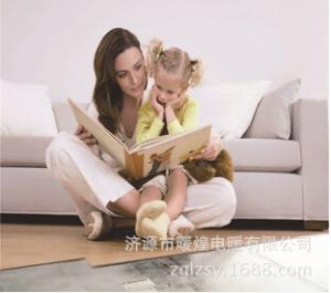 厂家销售 安全智能地板电地暖 专业家用电地暖 碳纤维电地暖