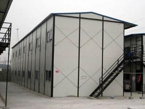 坤发轻钢房屋  活动板房