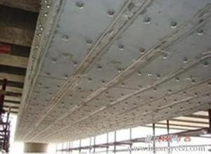 YJS-503改性環氧灌柱粘鋼膠    良好的韌性及抗沖擊性、粘接強度大、良好的抗水、油、堿及稀酸介質能力 北京遠華世紀建材有限公司