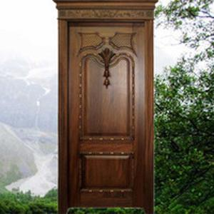 金阁门业   免漆套装门