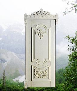 金阁门业   纸皮烤漆套装门