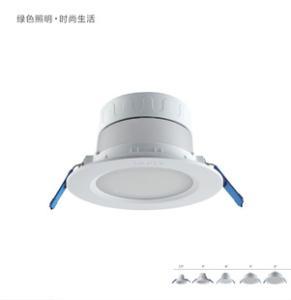 包邮 OPPLE欧普照明LED筒灯系列——皓众MTD0700612/12