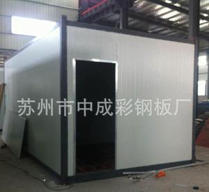 生产销售 集装箱活动房 优质集装箱式活动房