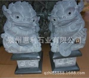 厂家供应优质批发小件动物石雕 花岗岩动物石雕 泉州惠安石雕厂家