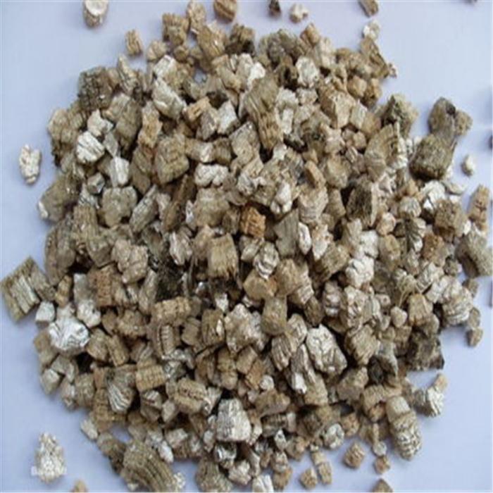 供应优质膨胀蛭石粉 蛭石大颗粒 各种目数生蛭石