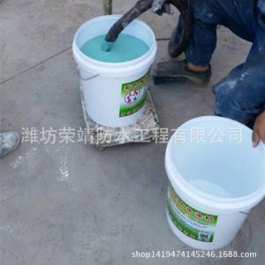 荣靖防水供应优质 彩色 有机硅外墙防水涂料