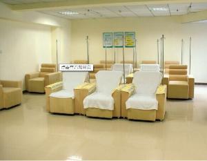 博高醫院輸液室耐磨塑膠地板,醫院輸液室耐污pvc地板