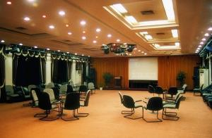 博高多功能廳耐磨吸音PVC地板,多功能廳塑膠地板廠家