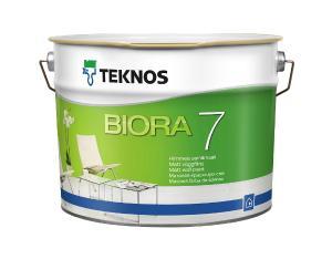 BIORA 7  啞光室內涂料(面漆) 寶娃BIORA 7 –大包裝9L 啞光室內涂料(面漆)