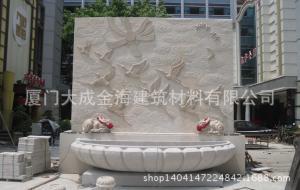 供应优质砂岩石浮雕  石材雕刻  酒店别墅装修   价格面议