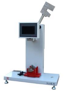 触摸屏控制简支梁冲击试验机XJJD-50