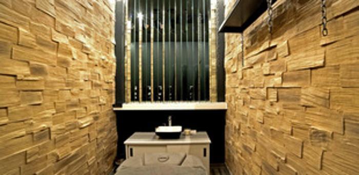 自己安装 中东土豪装饰 价格从中 高档时尚木纹石