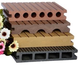 鑫盛塑木 优质环保木 厂家直销木塑户外地板