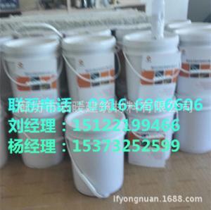 厂家直销 无机纤维喷涂专用胶 喷涂专用粘结剂