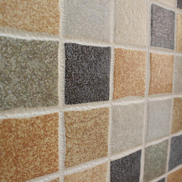 300厨房卫生间四九方格田园欧式墙砖地砖
