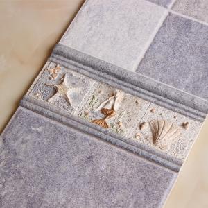 特价四方格仿古砖砖33012厨房卫生间紫色瓷砖墙砖地砖田园复古砖