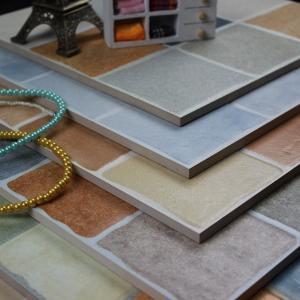 广东特价瓷砖300 300厨房卫生间九方格欧式田园仿古砖地砖墙砖
