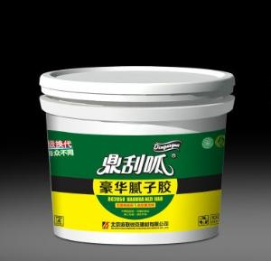 豪华腻子胶 耐老化 保存时间长  北京海联锐克建材有限公司