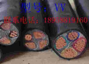 VV电力电缆 4*35 浙江浦缆牌 耐火