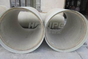 供应玻璃纤维增强塑料顶管强力型 强力型玻璃钢顶管