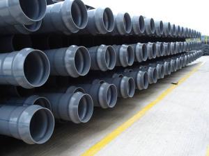 国标PVC-M给水管