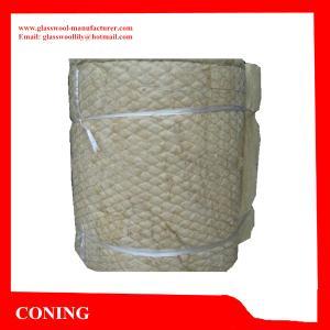 岩棉卷加丝网