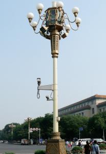 供应优质精品LED玉兰灯  欧式特色节能LED玉兰灯