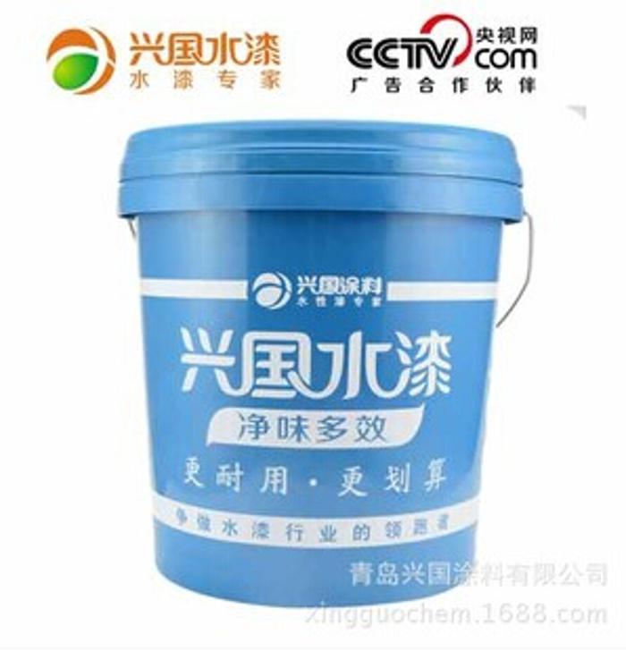 興國水性柳編漆 柳編專用水性漆 耐腐蝕 經濟型 透明清漆