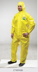 雷克兰凯麦斯4 CT4-A150标准带帽连体防化服