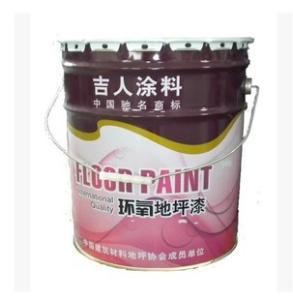 新品廠家直銷 經濟實用型環氧耐磨 地坪漆 地面漆