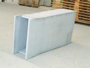 供玻镁风管烟道板、空调风管板、防火门芯板,隔墙板,菱镁发泡剂