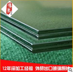 厂家供应5+5,6+6建筑双层钢化夹胶玻璃8+8mm夹胶安全平板隔音玻璃