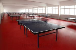 博高乒乓球防滑pvc地板,博狗博彩:江苏乒乓球运动塑胶地板