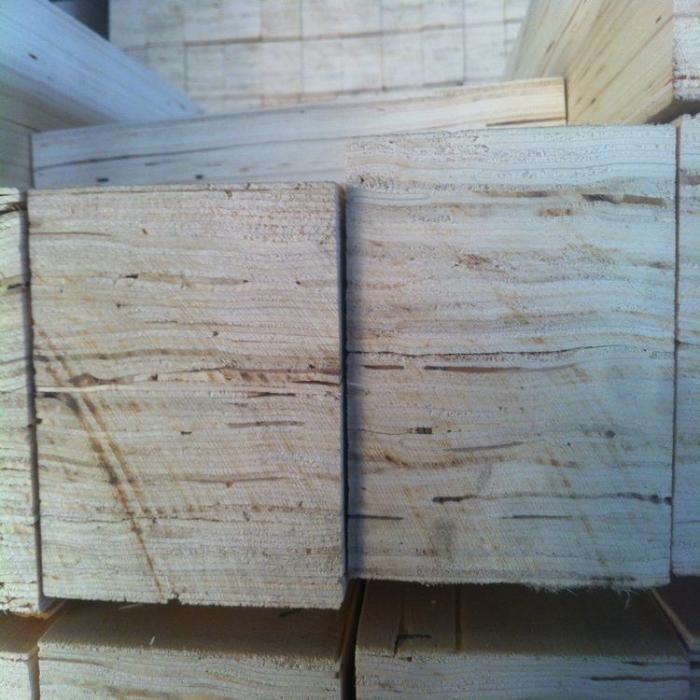 工厂批量生产优质免熏蒸木方 木业公司制作免熏蒸木方