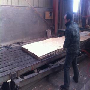 出口托盤用免熏蒸楊木多層板木方LVL