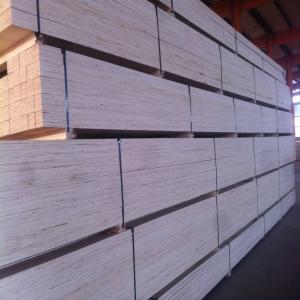 山東優質LVL單板層積材免熏蒸木方批發