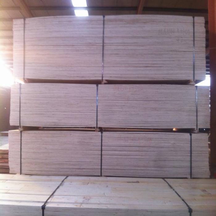 德州重型机械包装专用的优质单板层积材LVL木方免熏蒸木方批发