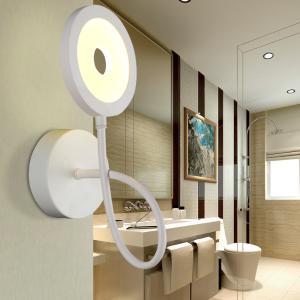 现代简约 卧室床头LED过道走廊阳台书房客厅 创意吸顶壁灯
