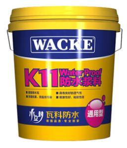 广东厂家直销厨浴家居通用型防水涂料 K11防水浆料质量保证
