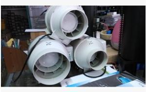 鸿冠风机HF-100-125-150-200