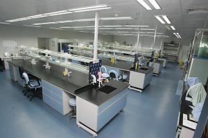 博高实验室专用塑胶地板,实验室耐酸碱pvc地板