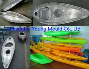 加工訂做滾塑模具,滾塑鋁模具,滾塑皮劃艇模具