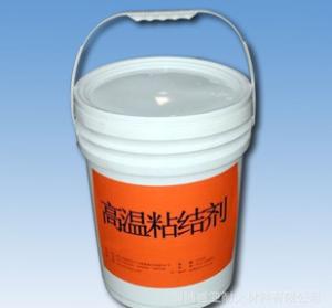 不定型耐火材料高温粘合剂 纤维贴面炉衬专用耐高温