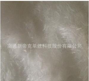 高品质耐火材料专用聚乙烯防爆裂材料切断短纤维