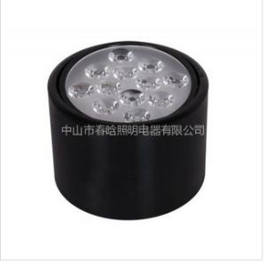 供应LED筒灯 LED嵌入式筒灯 3W 5W 7W 9W 12W 亚光白