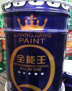 南京长江牌木器漆