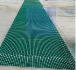 化工厂 洗车房 电镀厂 地下车库 38厚度复合材料地格栅板