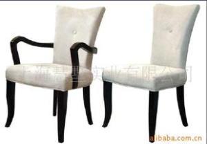 【別墅會所】餐椅高檔椅子實木餐椅現代新古典美式歐式別墅餐椅