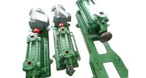 D、DG型多级离心泵